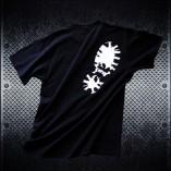 Mosh Pit Nation Logo Tee Guys - Back