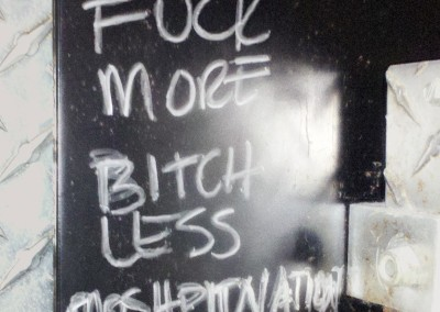 fuck more bitch less