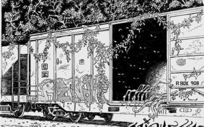 Rail Yard Ghosts – Hiræth