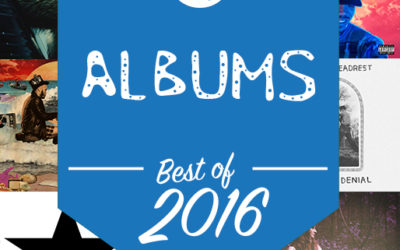 George's Best of 2016!