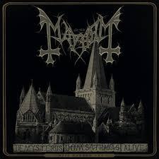 SONG OF THE WEEK:  Mayhem – Life Eternal