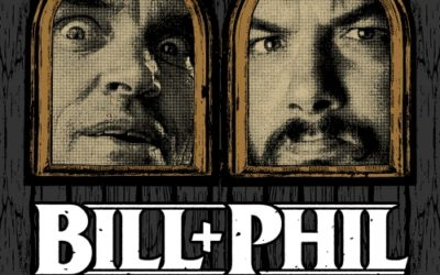 Bill + Phil – Songs of Darkness and Despair