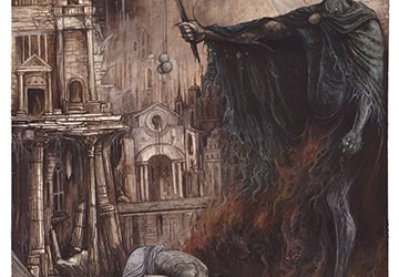 Craven Idol – The Shackles of Mammon