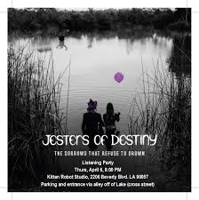Jesters of Destiny – The Sorrows That Refuse To Drown