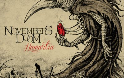 Novembers Doom – Hamartia