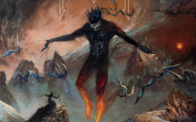 Portrait – Burn the World (Review and Interview)