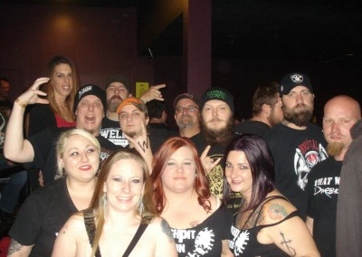 Group at Dethklok