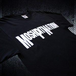 Mosh Pit Nation Logo Tshirt Guys