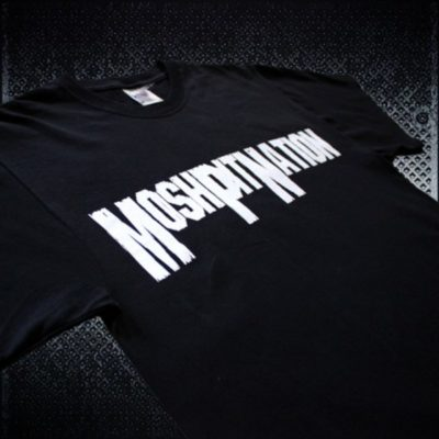 Mosh Pit Nation Logo Tshirt Guys