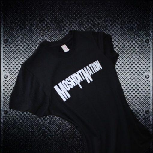 Mosh Pit Nation Logo Tshirt Chicks