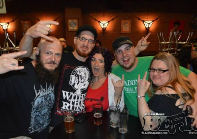 Phil Anselmo after party 2013
