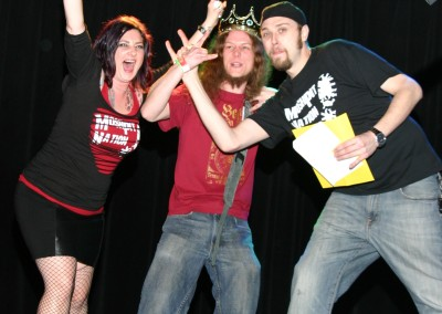 Shred King Crowned3