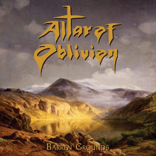 Altar of Oblivion – Barren Grounds