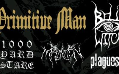 Primitive Man Live at the New Dodge Lounge