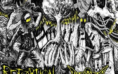 Retortion Terror/Invidiosus – Split