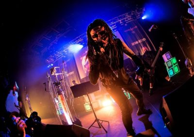 Ministry at 20 Monroe Live - Jeff Brinn Photography
