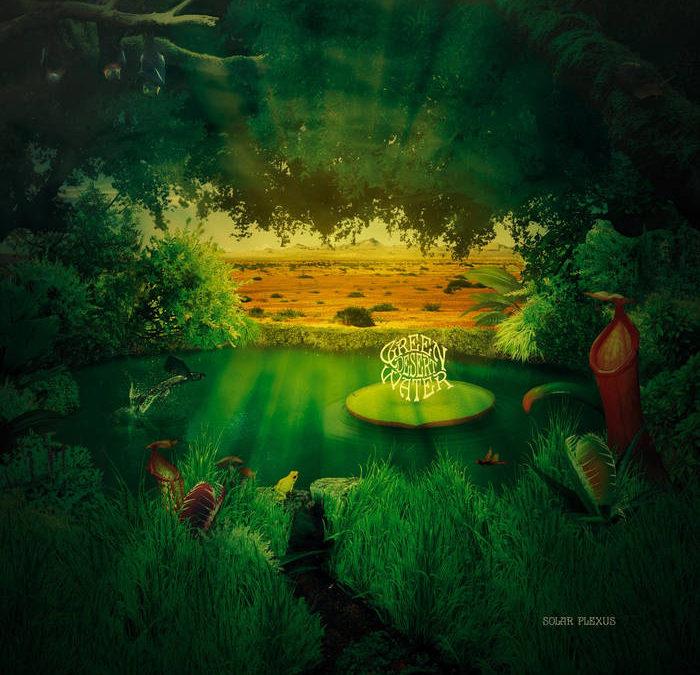 Green Desert Water – Vortex