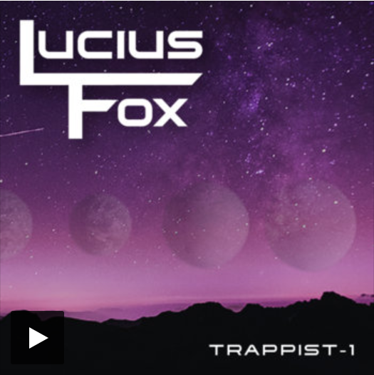"Track Debut: ""Unsetting"" by Lucius Fox"