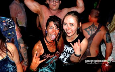 GWAR! The blood of the non believers flowed once again.