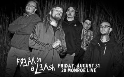 Freak on a Leash Korn Tribute Presented by MoshPitNation
