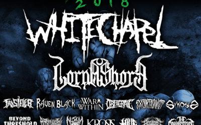 Michigan Metal Fest – Aug 11, 2018