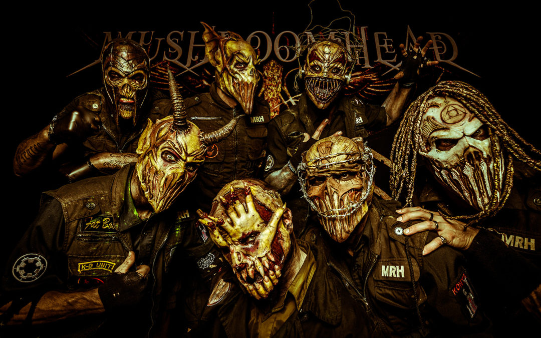 MUSHROOMHEAD: Vol III DVD – A Must Have For Fans!
