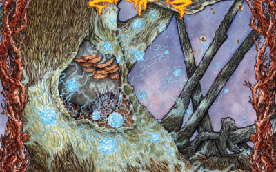 Deadbird – III: The Forest Within the Tree