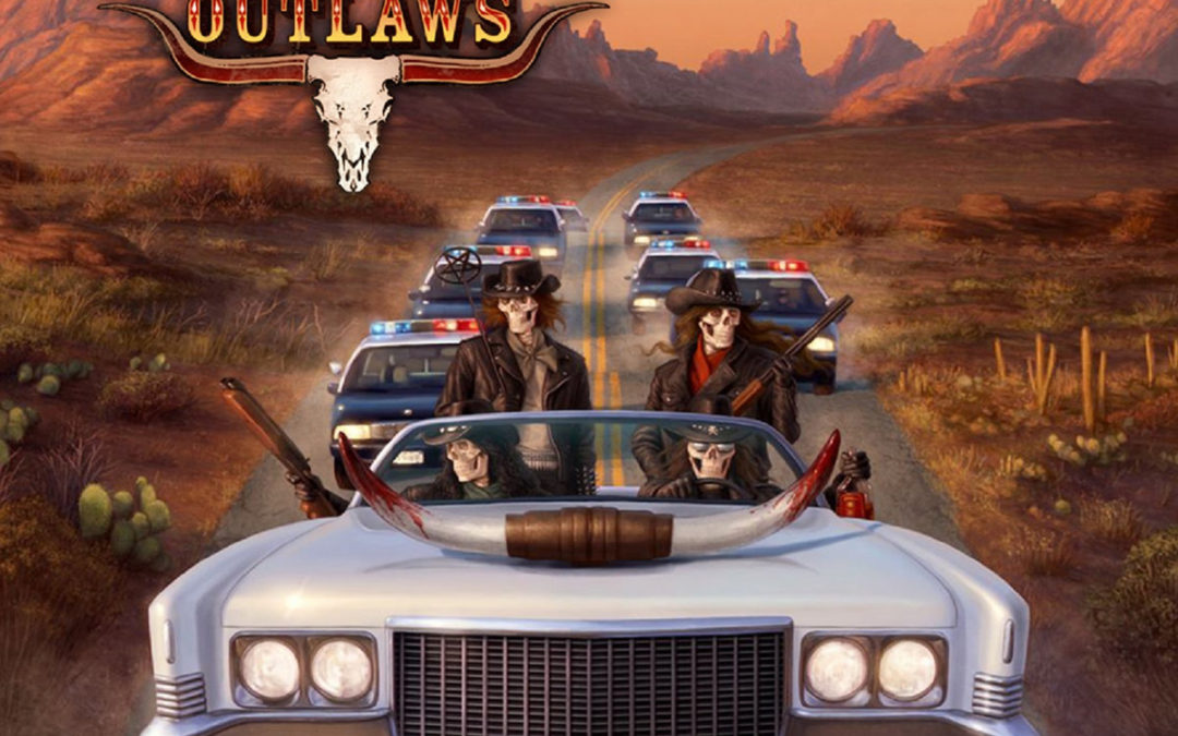 Texas Metal Outlaws – Texas Metal Outlaws