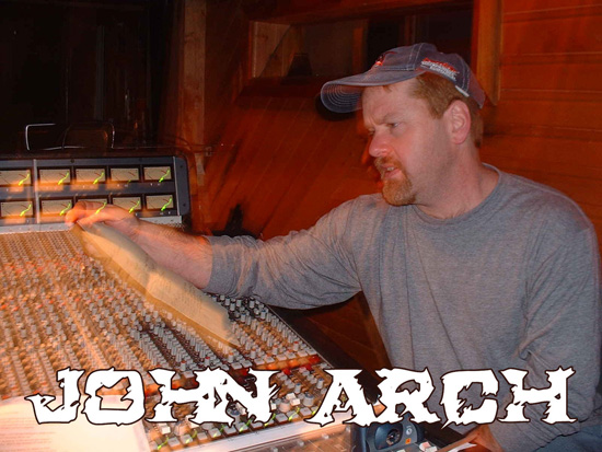 A CONVERSATION WITH METAL LEGEND JOHN ARCH