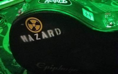 Hazard – Hazard EP