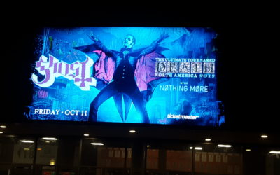 Ghost Bring Their Ritual to West Virginia and Bewitch The Big Sandy Arena