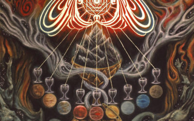 Spectral Lore & Mare Cognitum – Wanderers: Astrology of the Nine