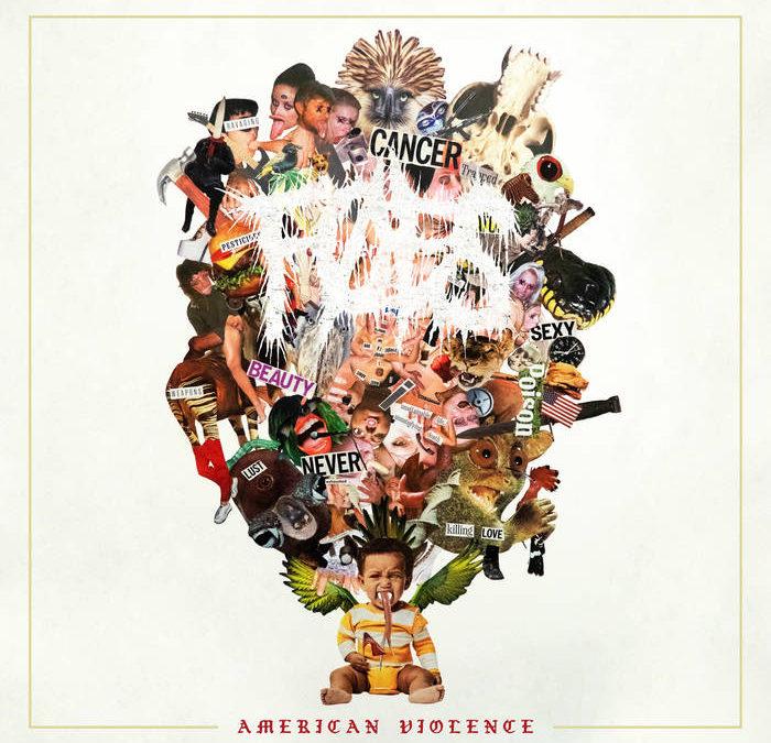 Foes – American Violence