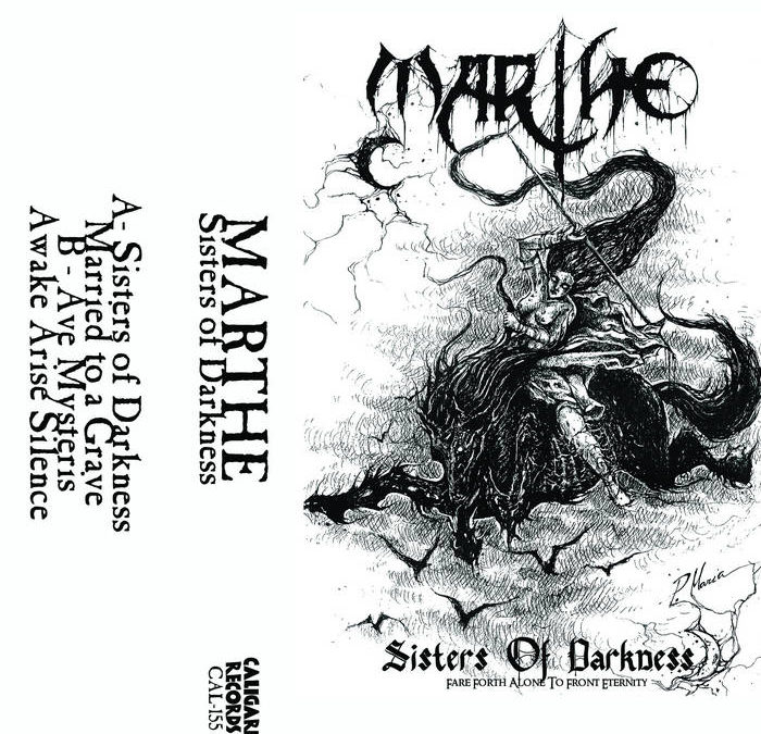 MARTHE – Sisters of Darkness