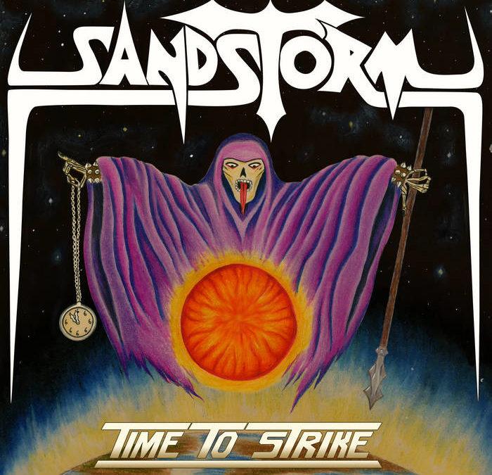 Sandstorm – Time To Strike