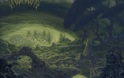 Writhing – Eternalised in Rot
