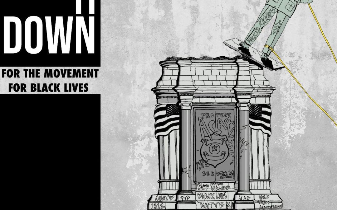 SHUT IT DOWN: Benefit For The Movement For Black Lives