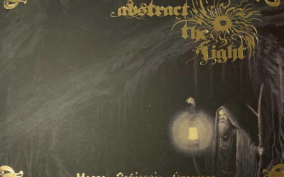 Abstract The Light – Magna Sapientia Quaerere – To The Depths Of Thy Soul