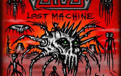 Voivod – The Lost Machine