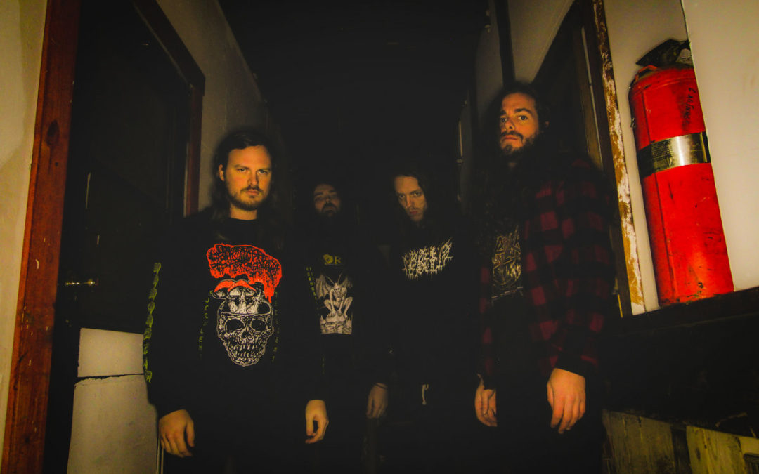 Interview: Eric Lauder of Plague Years