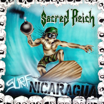 Sacred Reich – Ignorance/Surf Nicaragua/The American Way