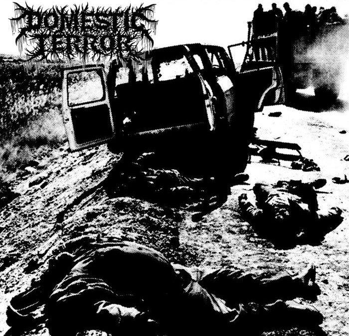 ALBUM STREAM: Domestic Terror – Domestic Terror