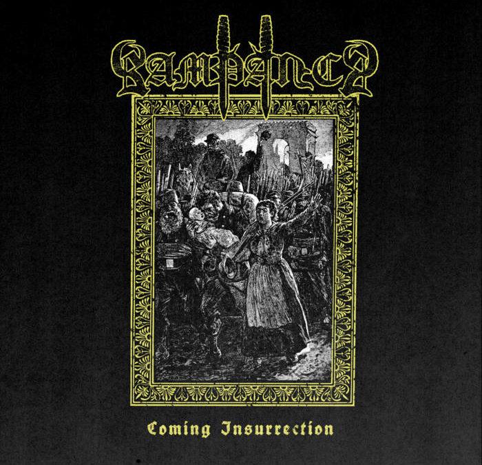 ALBUM PREMIERE: Rampancy – Coming Insurrection