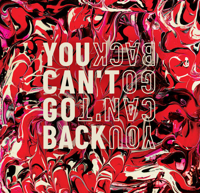 Sarin – You Can't Go Back