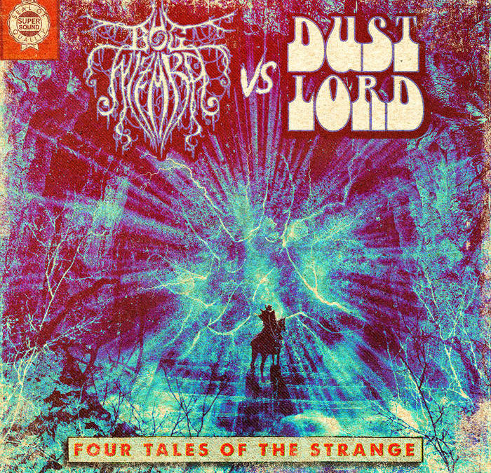 Bog Wizard VS Dust Lord – Four Tales of the Strange