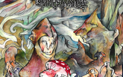 Hideous Gomphidius – Keepers of the Fungal Order
