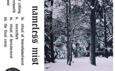 EXCLUSIVE ALBUM STREAM: Nameless Mist – Nameless Mist