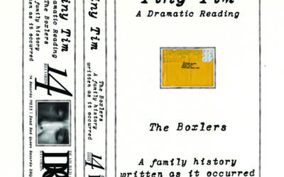 Tiny Tim – The Boxlers: A family history written as it occurred