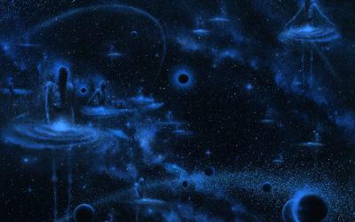 Journey Into Darkness – Infinite Universe Infinite Death